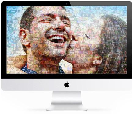 abbildung foto mosaik mac